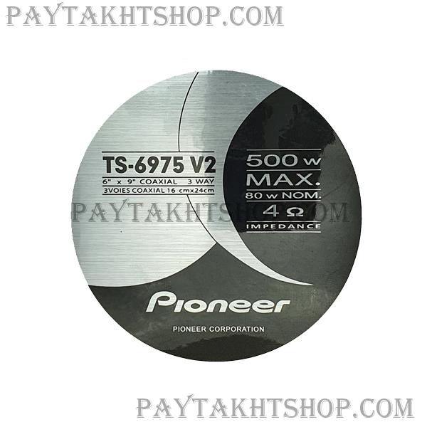 لیبل Pioneer 6975 v2